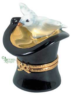 SKU# 36008 - Magician's Hat With Dove - (RETIRED)
