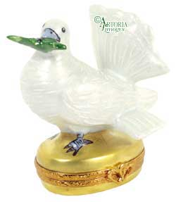 SKU# 36015 - Dove With Olive Branch - (RETIRED)