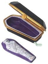 Load image into Gallery viewer, SKU# 3618 - Coffin with Mummy