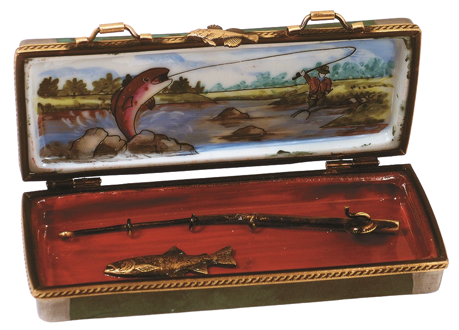 SKU# 37025 - Fishing Case: Large - (RETIRED)