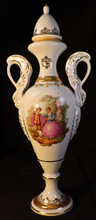 Load image into Gallery viewer, SKU# 3905 Medium Amphora Fontainebleau White