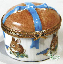Load image into Gallery viewer, SKU# 5282 - Round W/Bow (RETIRED)- Rabbit