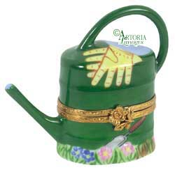 SKU# 6042 - Watering Can Green