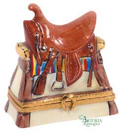 SKU# 6415 - Western Saddle