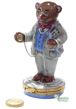 Load image into Gallery viewer, SKU# 7509 - Wall Street Bear - (RETIRED)