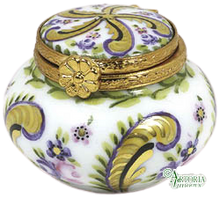 Load image into Gallery viewer, SKU# 7666 - Mini Round Pot:Fontainebleau