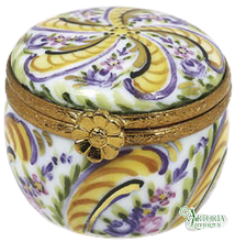Load image into Gallery viewer, SKU# 7672 - Round Briance Box