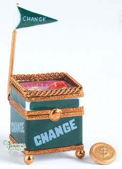 SKU# 7730 - Green Change Cart (RETIRED)