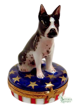 Load image into Gallery viewer, SKU# 7781 - Boston Terrier USA