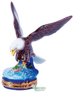 SKU# 7813 - American Bald Eagle