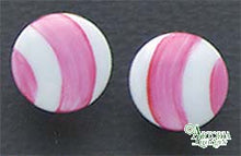 Load image into Gallery viewer, SKU# 8922 - Balloon Earrings: Pink - Clip On