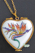 Load image into Gallery viewer, SKU# 8942 - Pendant  Necklace - Bird of Paradise -