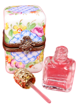 Load image into Gallery viewer, SKU# C049207 Square Perfume Bottle Chest
