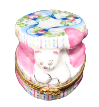 Load image into Gallery viewer, SKU# C091003-B Cat in Basket