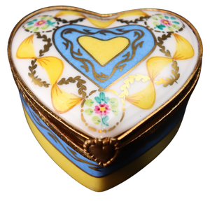 SKU# C012170F Heart Box