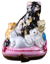 Load image into Gallery viewer, SKU# C091004R  Happy Cat Family