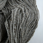 Millspun Shetland 2 ply Sport Weight Farm Yarn Grey 380 Yards 4 oz