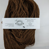 Millspun Shetland 2 ply Sport Weight Farm Yarn Moorit 400 Yards 4 oz
