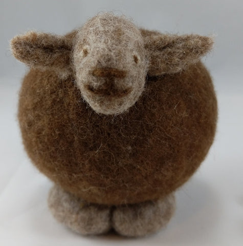 Needle Felting Sheep kit - #15 Fawn