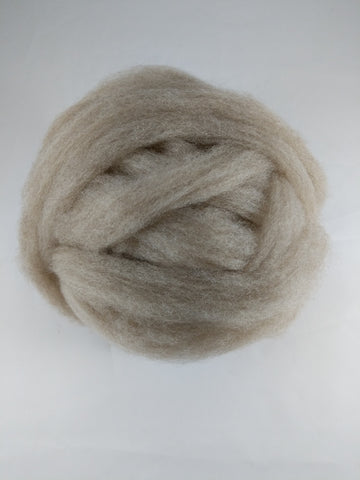 1 oz Soft Shetland Combed Top - Fawn