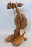 Majacraft Aura Spinning Wheel Front