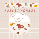 Forest Forage Washi Tape