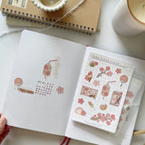 Cherry Blossom Festival Sticker Sheet