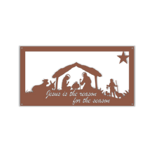 Load image into Gallery viewer, Jesus is the Reason Nativity
