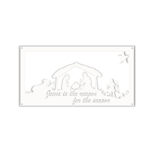 Jesus is the Reason Nativity