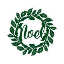 Load image into Gallery viewer, Noel Wreath