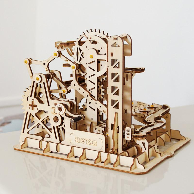Marble Run Marble Climber - Fortress Marble Run Set