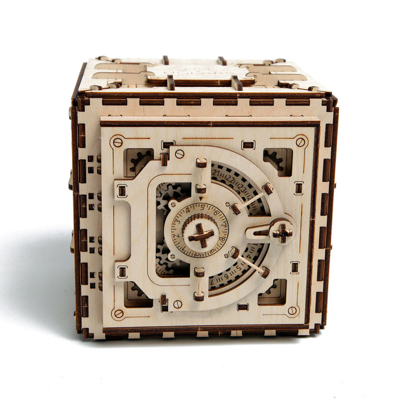 Gear Driven Working Laser Cut Safe - Build it Yourself