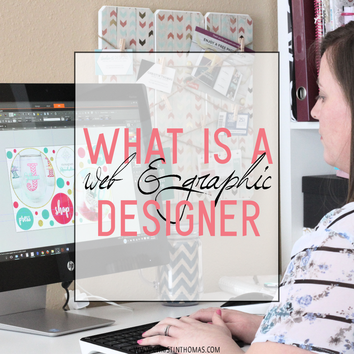 What is a Web and Graphic Designer?