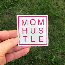 Load image into Gallery viewer, Mom Hustle Vinyl Decal