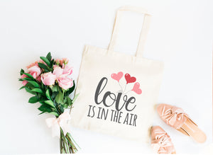 Love Is In The Ari Sublimation File - Valentines Sublimation - Sublimation Design - Heart Balloons Clipart - Girl Valentine Design