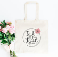 Load image into Gallery viewer, Faith Hope & Love Sublimation File - 1 Corinthians 13:13