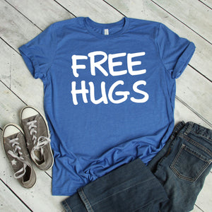 Free Hugs SVG File