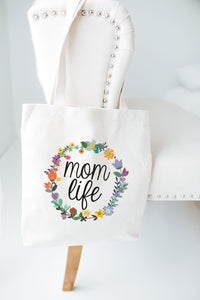 Mom Life Sublimation Design