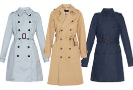 womens trench coat