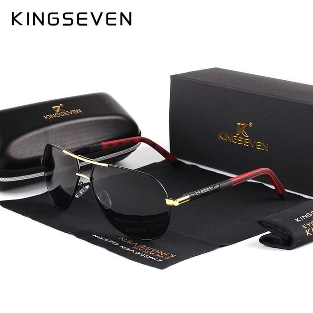 KINGSEVEN Classic Vintage - Ohmygadgets