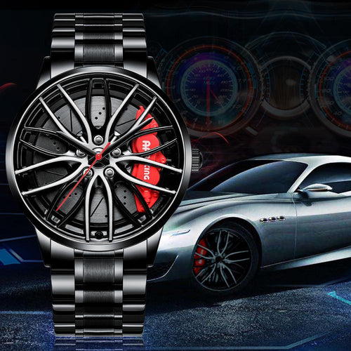 Sports Car Herren Uhr - Ohmygadgets