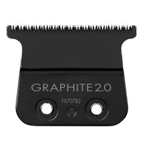 Load image into Gallery viewer, BabylissPro Replacement T-Blade 2.0 MM Deep Tooth FX707B2