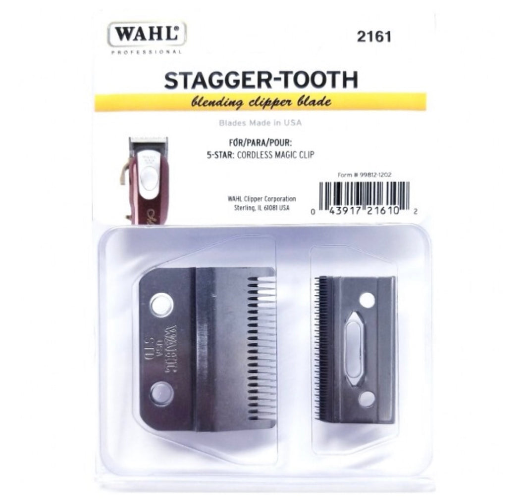 Wahl Stagger Tooth Replacement Blade