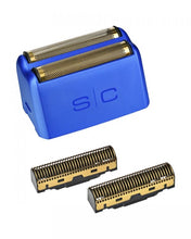 Load image into Gallery viewer, Stylecraft Wireless Prodigy Foil Shaver Metallic Matte Blue