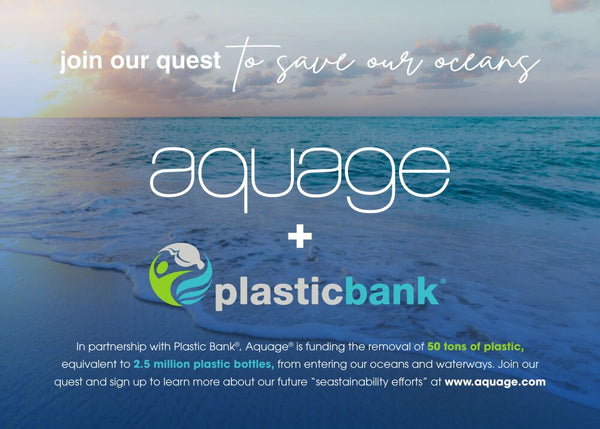 Aquage supports the ocean