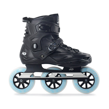 Patins HD Inline Thunder Profissional Base 110mm 85a Abec-9 High Rebound