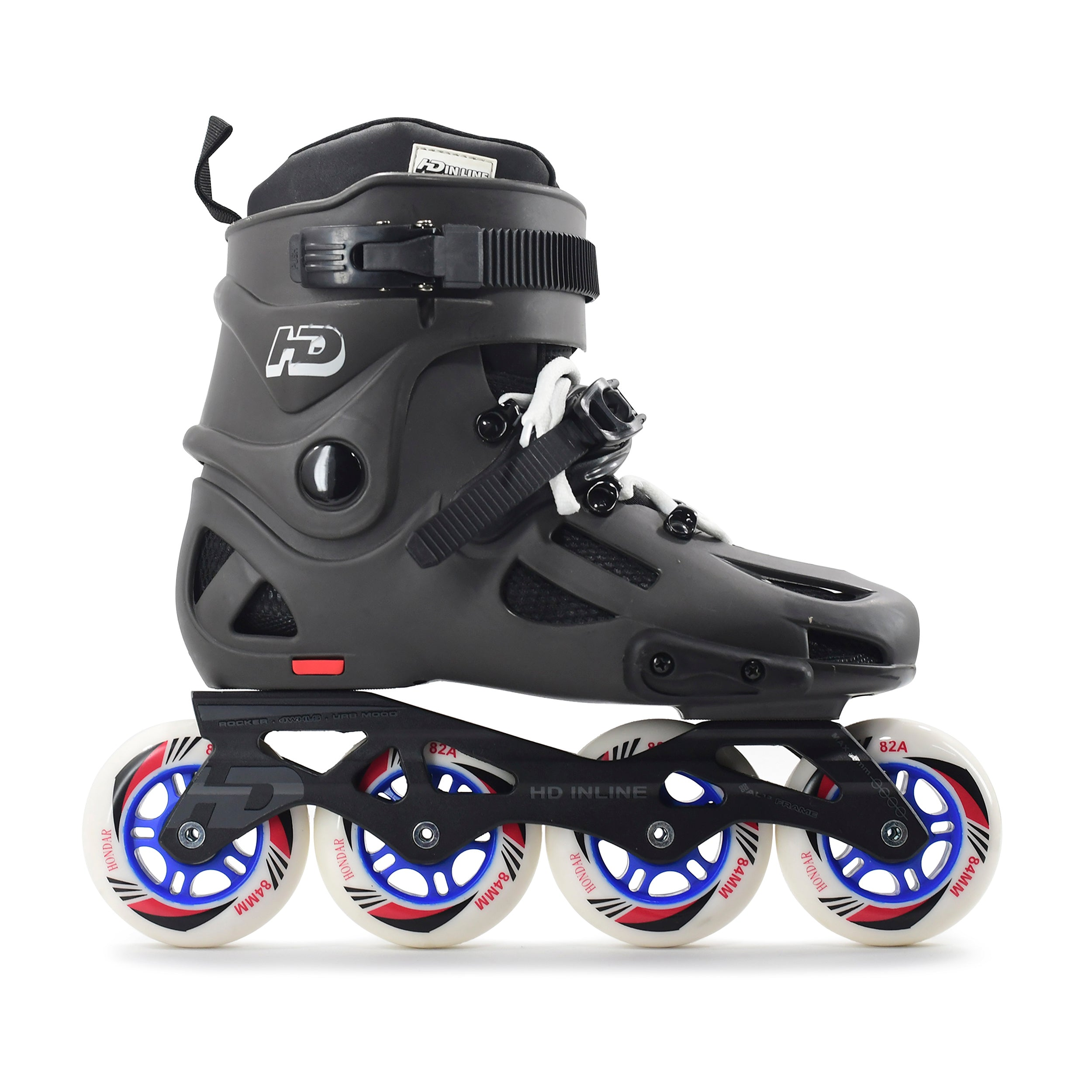 Patins HD Inline Evolution 84mm Abec-7