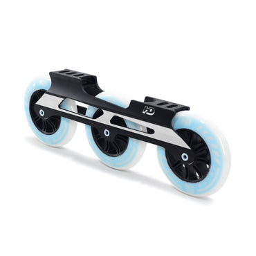 Base Para Patins Roller HD Inline Thunder Rodas High-Rebound 110mm 85a Abec-9