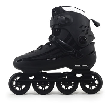 Patins NRK Pro All Black Rodas HD 80mm 85A Abec-7