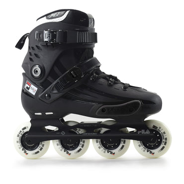 Patins NRK Pro All Black F20 80mm 84A Abec7